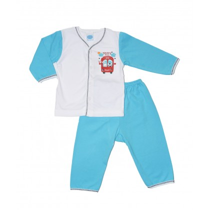 Cute Maree Travelling Fun Baby Suit