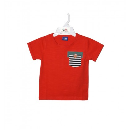 Cute Maree Joyful Boy Top T-shirt