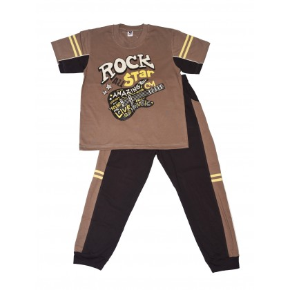 Cute Maree Rock Star Sport Suit Set