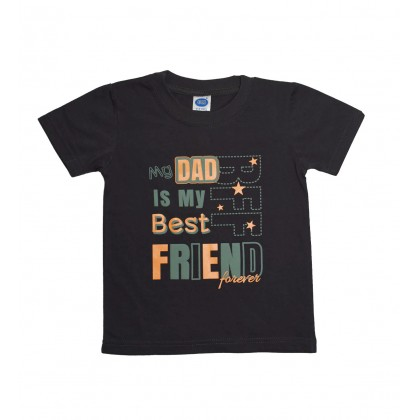 Cute Maree Daddy Is My Best Friend Cotton T Shirt Top