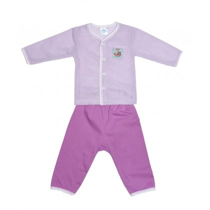 Cute Maree Cats in Rainbow Long Sleeve Baby Suit